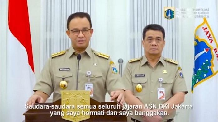 Usai Potong TKD 25%, Anies Baswedan Beri Kata-kata Penyemangat ke ASN DKI Jakarta: Jangan Mengeluh