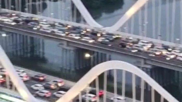 Viral Video Kemacetan Lalin di PIK 2, Polisi Batasi Akses Wisatawan