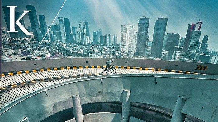 Mall Ini Sediakan Trek Menanjak Bagi Anda Penikmat Sepeda, Tertarik Mencoba?