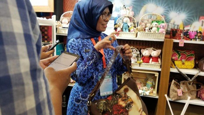 Tas Asli Buatan Tangerang Sudah Ekspor Hingga Luar Negeri, Dipatok Rp 1.8 Juta di Malaysia