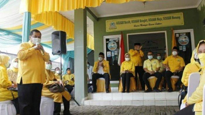 Menangkan Benyamin-Pilar Tanpa Koalisi Partai Parlemen, Golkar Tangsel: Layak Masuk MURI