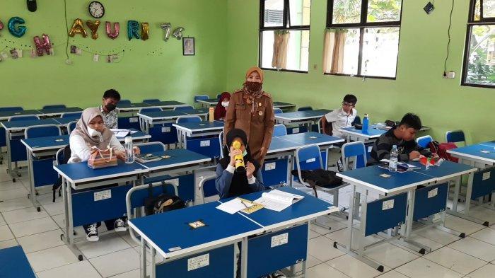 Wali Kota Bekasi Ungkap Alasan Buka Pembelajaran Tatap Muka di 110 Sekolah Mulai Senin Kemarin