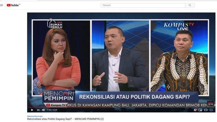Jansen Tertawa Ditanya Sikap Demokrat Jika Tak Dapat Kursi Menteri, Politikus Nasdem Celetuk Begini