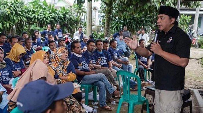 Partai NasDem Ajukan 33 Gugatan Sengketa Pemilu ke Mahkamah Konstitusi