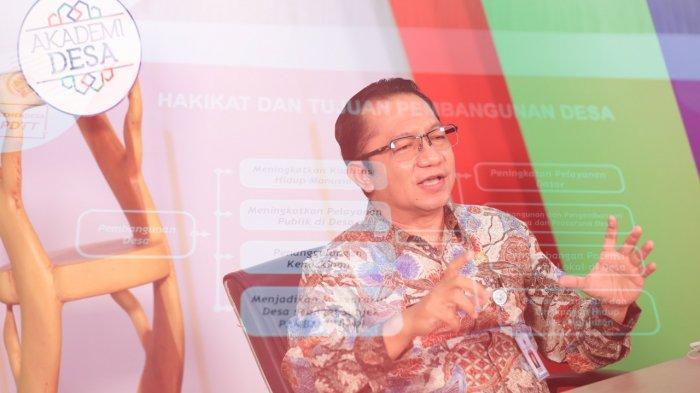Sekjen Kementerian Desa PDDTT Beberkan Empat Tujuan Pembangunan Desa