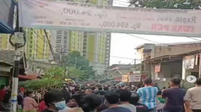 Tawuran di Pasar Manggis Terjadi 3 Kali Berturut-turut, Polisi Tangkap 2 Terduga Pelaku