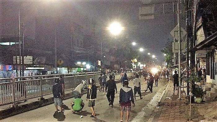 Puluhan Pemuda Bentrok di Manggarai Sabtu Dini Hari, Diduga karena Rebutan Lahan Parkir