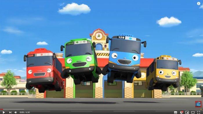 Download Theme Song Serial Animasi The Little Bus Hei Tayo Yang Hits Di Masyarakat Indonesia Halaman All Tribun Jakarta