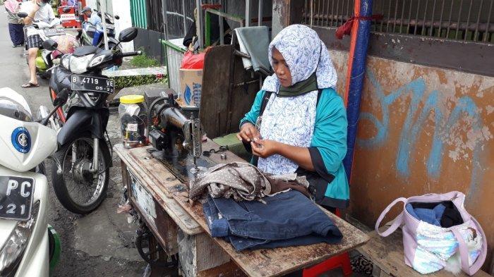 Cerita Pedagang Sop Buah Saat Diserang Kelompok Bersenjata Tajam, Pikirkan Gerobak Peninggalan Suami