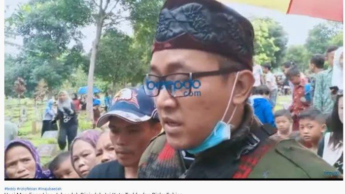 Ikuti Prosesi Autopsi higga Pemindahan Lokasi Makam Lina, Teddy Tampak Murung Ungkap Rasa Tak Nyaman