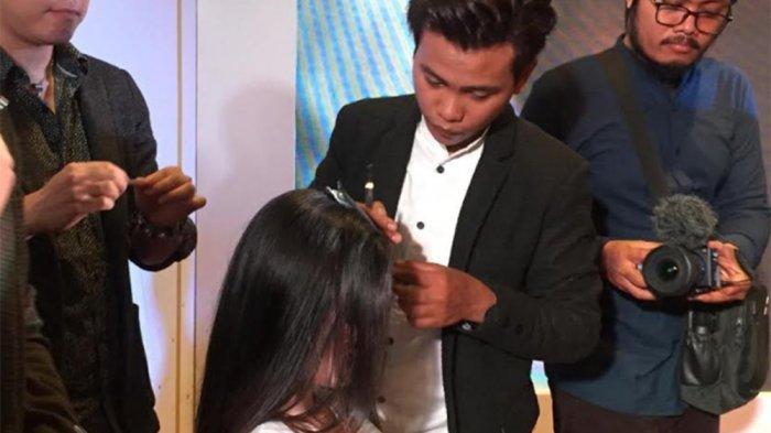 Volume+ Jadi Terobosan Teknik Sambung Rambut Terbaru dari Jepang Tanpa Bahan Kimia