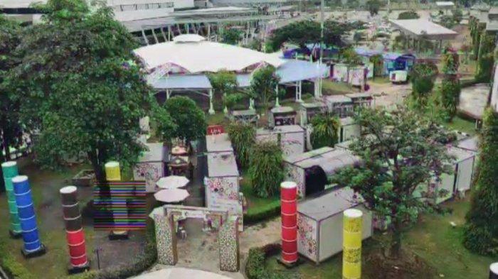 Tempat baru melaksanakan rapid test di Airport Health Center yang ada di kawasan SMMILE Center Terminal 3 Bandara Soekarno-Hatta, Senin (7/12/2020).