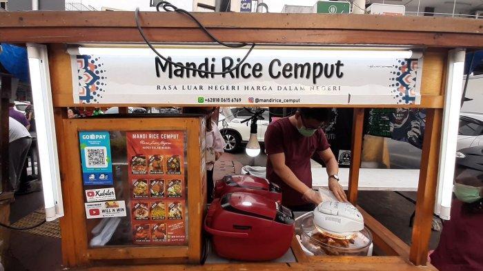 Pembeli Unik ke Bos Nasi Mandi Cemput: Pernah Minta Diajarkan Masak Hingga Tanya Nomor Baju