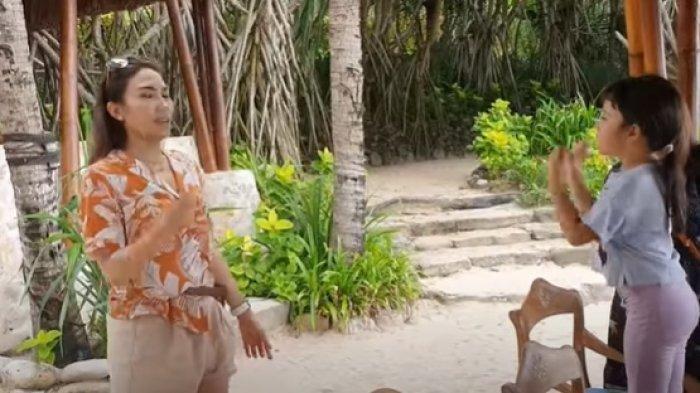 Tempat menginap Denny Cagur, Luna Maya dan Ayu Dewi di Sumba