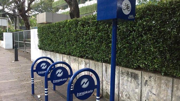 Transjakarta Sediakan Tempat Parkir Sepeda di 41 Lokasi Ibu Kota, Berikut Daftarnya