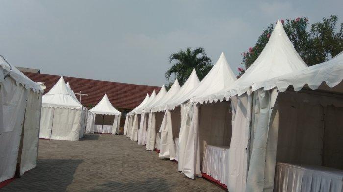 Antusias Warga Tinggi Sambut HUT ke-492 Jakarta, Tenda Bazar di Pindah Ke SDN 01 Halim