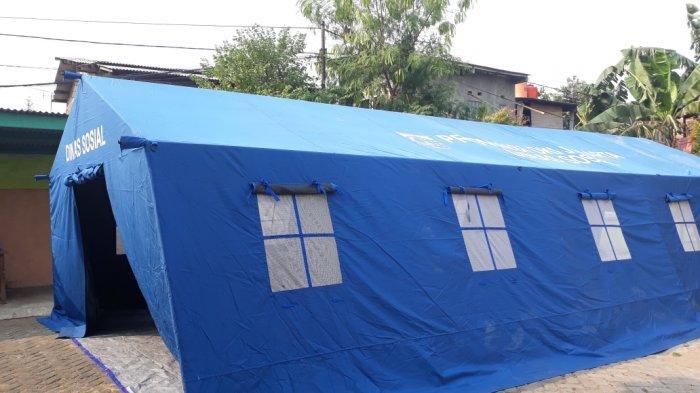 Jadi Posko Pengungsi Korban Kebakaran, Lurah Jamin Aktivitas Belajar SDN 10/11 Pagi Berjalan Normal