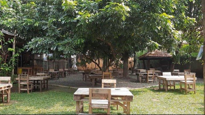 Mengintip Bisnis Kuliner Teras Rumah Nenek di Cibubur, Restoran yang Instagramable di Jakarta Timur