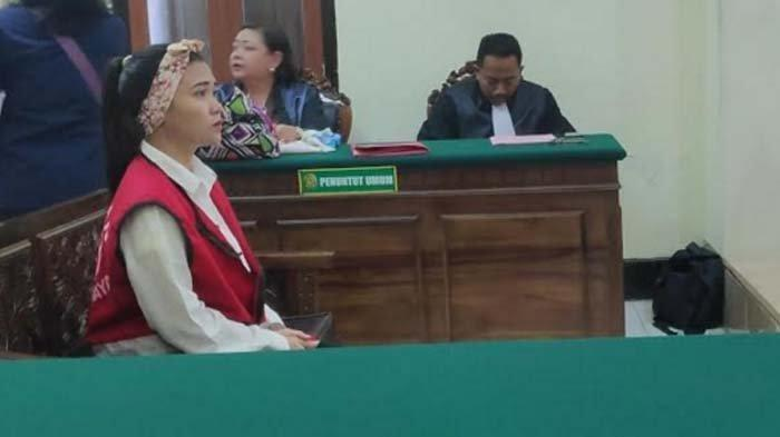 Wanita Cantik Divonis 4 Tahun Bui dan Denda Rp 800 Juta Gegara Simpan Sabu di Bra, Buat Jaga Warkop