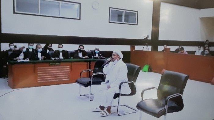 Divonis 4 Tahun Kasus Berita Bohong Swab Test, Rizieq Shihab Ajukan Banding