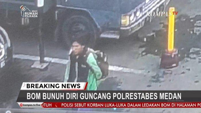 Terungkap, Istri Pelaku Bom Bunuh Diri di Medan Sedang Susun Rencana untuk Lancarkan Teror di Bali