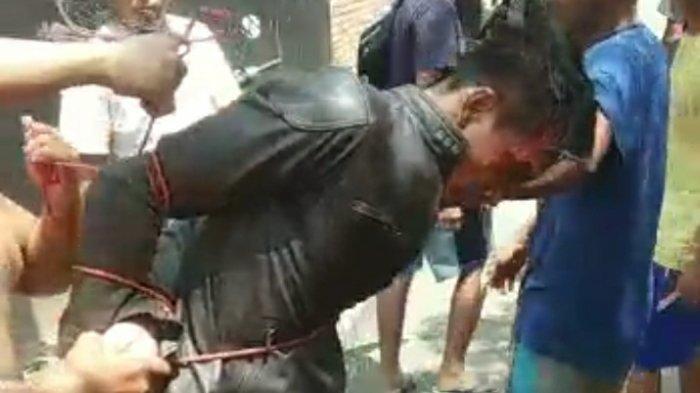 BREAKING NEWS 2 Warga Ditembak Rampok di Ciputat, Sebagian Pelaku Kabur