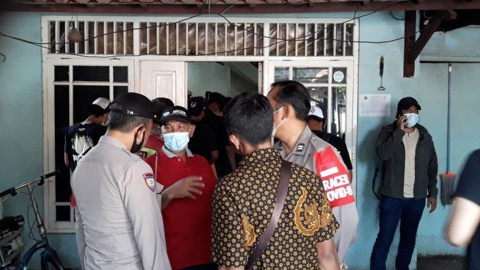 Densus 88 Sita Dompet dan Handphone Terduga Teroris di Pasar Rebo