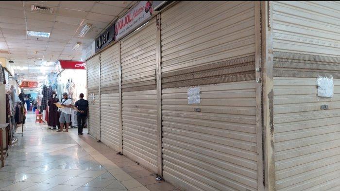 Banyak Kios Disewakan, Begini Penampakan Lesunya Pusat Belanja Thamrin City Jakarta Pusat