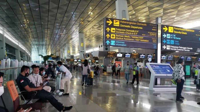 Libur Panjang Akhir Pekan, Tidak Ada Lonjakan Penumpang di Bandara Soekarno-Hatta