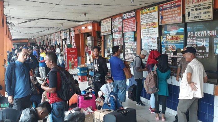Arus Balik Penumpang Libur Nataru di Terminal Kalideres Diperkirakan Terjadi Akhir Pekan ini