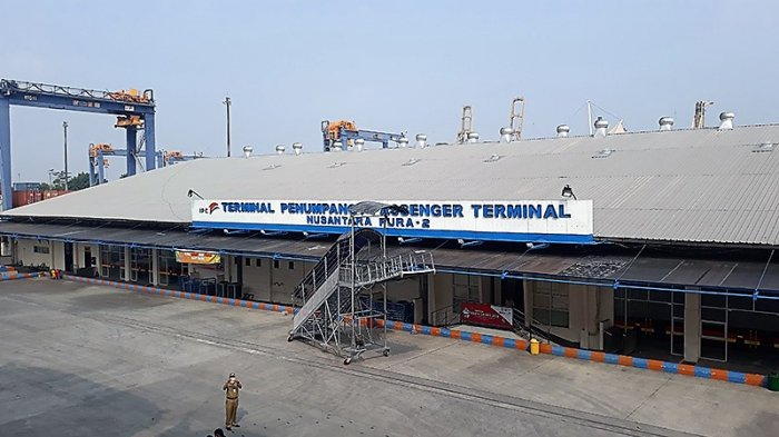 Tetap Beroperasi Selama Lebaran, Terminal Penumpang Pelabuhan Tanjung Priok Tak Layani Pemudik
