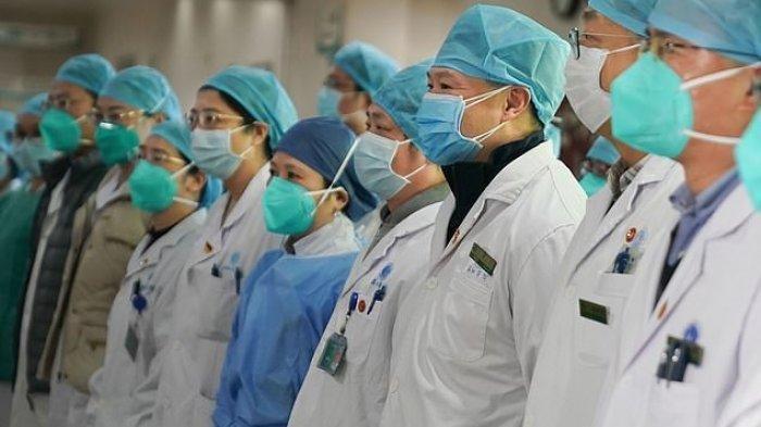 Virus Corona Sampai ke Timur Tengah, Satu Keluarga di Uni Emirat Arab Positif Terinfeksi