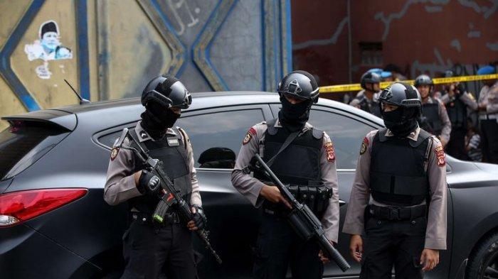 Terduga Teroris di Bogor Punya Laboratorium Bom, Ini Pengakuan Temannya saat Diajak Latihan Perang