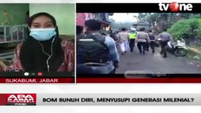 Terkuak Chat Terakhir Terduga Teroris dengan Istri Sebelum Digrebek di Sukabumi, Suami Jarang Pulang