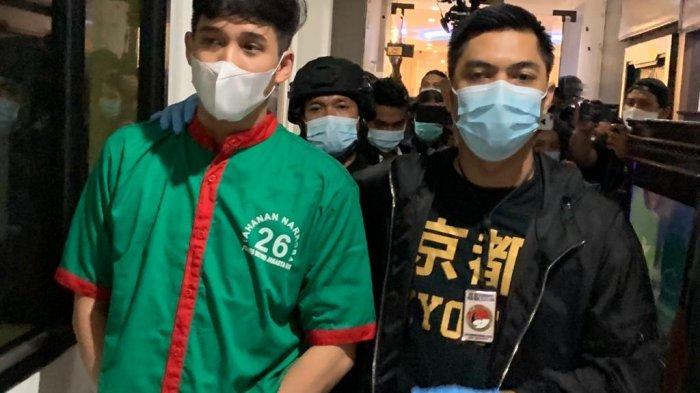 Polisi Sudah Kirim Berkas Kasus Kepemilikan Narkoba Askara ke JPU