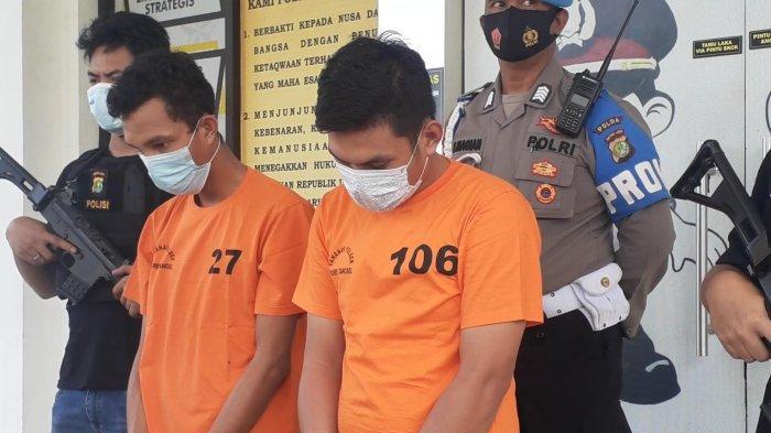 Polisi Lacak Penadah Komplotan Pencuri Motor Residivis yang Ditangkap di Kelapa Dua