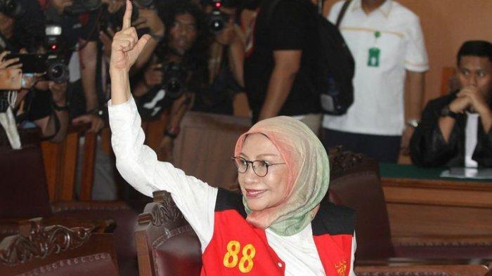 Fakta Sidang Perdana Ratna Sarumpaet, Diminta Bongkar Dalang di Balik Kasusnya dan Pengakuan Atiqah