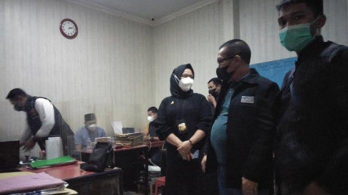 Ini Tampang Mardani Oknum Satpol PP Tersangka Kasus Penganiayaan Pemilik Warkop di Gowa