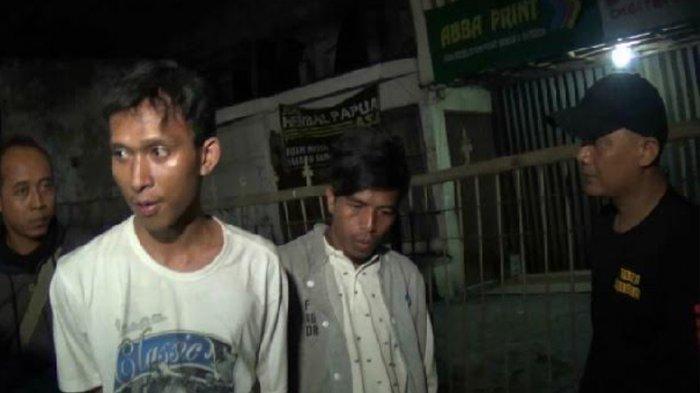 Polisi Tangkap 2 Pemalak Sepasang Kekasih di Kramat Jati