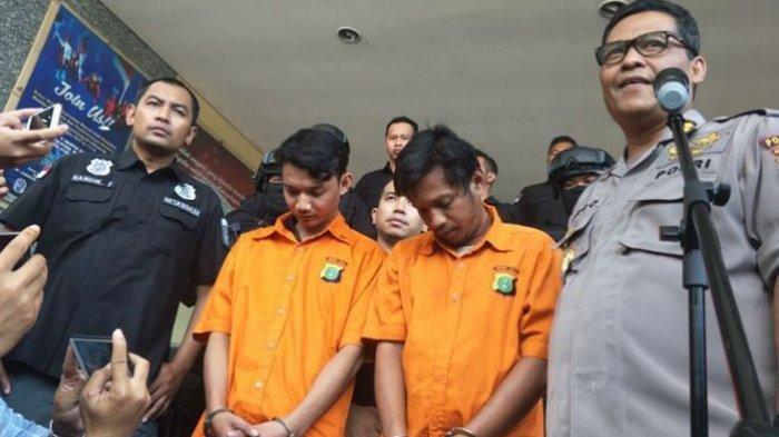 Sederet Fakta Penangkapan Lima Pengeroyok Dua Anggota TNI di Pertokoan Arundina