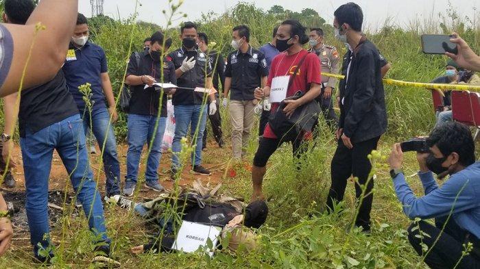 Polisi Bongkar Hubungan Dua Tersangka Pembunuhan Sadis di Tangerang