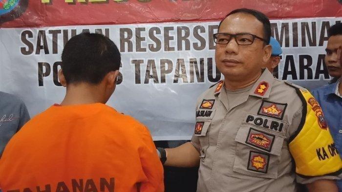 Rinto Kalap Bunuh Siswi SMK di Sumut: Berawal dari Makian Ketika Mengajak Dibonceng