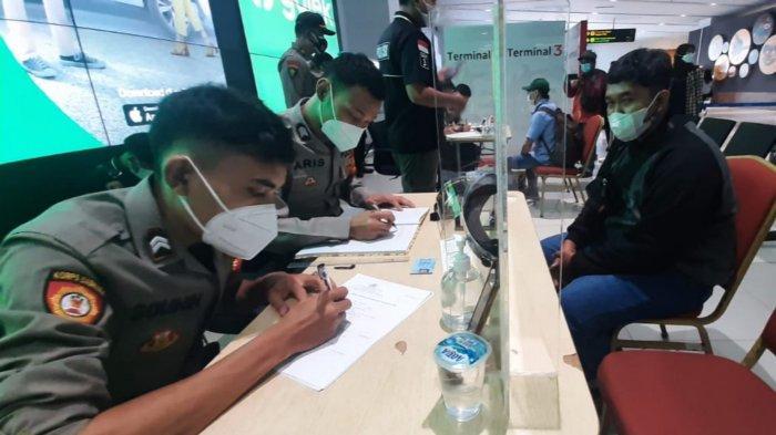 Pemudik yang Mendarat di Bandara Soekarno-Hatta Bakal Langsung Dilakukan Swab Antigen Acak