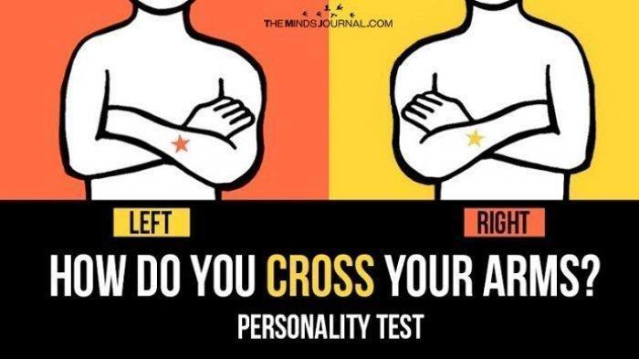 Caramu Menyilangkan Tangan Ternyata Bisa Memperlihatkan Pola Berpikirmu Lho