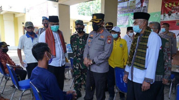 Antisipasi Lonjakan Kasus Covid-19, Tes Antigen Gratis Sasar Kampung-kampung di Bekasi