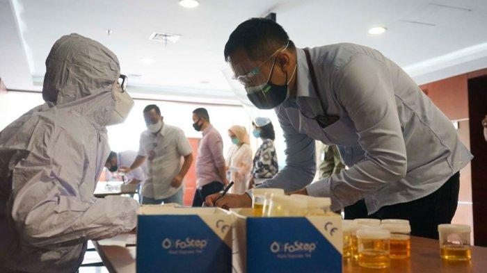 Gandeng BNN, Maskapai Garuda Indonesia Tes Urine Mendadak Karyawannya