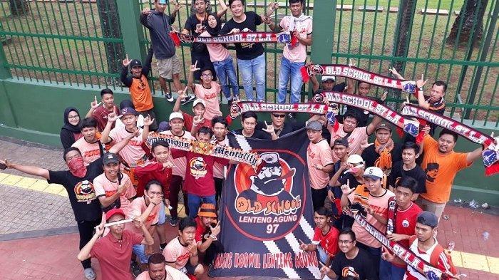 The Jakmania Lenteng Agung Puas Lihat Persija Kalahkan Persib di Final Piala Menpora