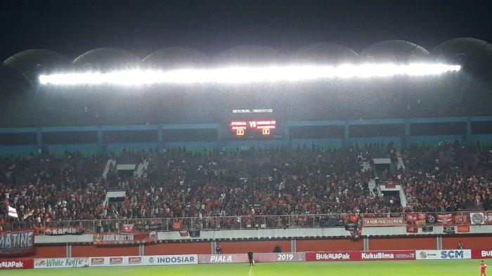 Piala Presiden 2019 - Persija Jakarta Hantam Borneo FC 5 Gol Tanpa Balas