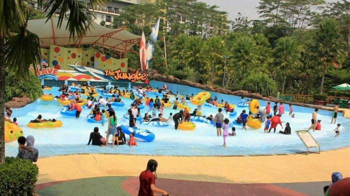 The Jungle Waterpark Bogor Banjir Promo di Awal Tahun, Tiket Masuk Mulai Rp 45 Ribu Perorang