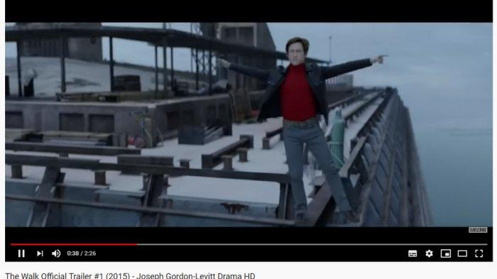 Sinopsis Film The Walk, Tayang Malam Ini Pukul 23.00 WIB di TRANS TV: Ada Joseph Gordon Levitt